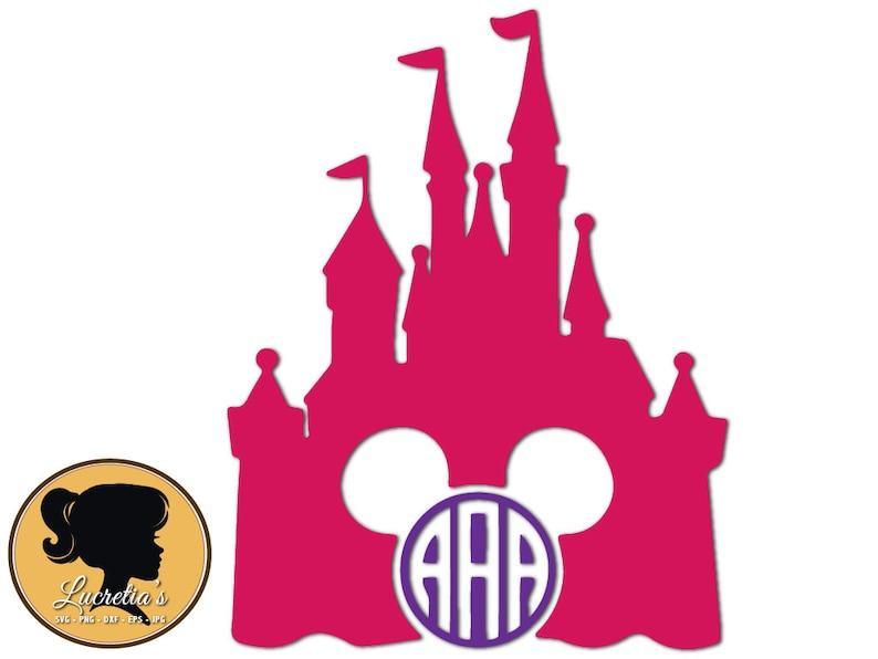 Disney Castle Logo Vector - Medieval Castle Silhouette Clipart (#1267204) -  PikPng