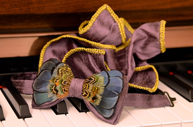 Black Navy Blue Red Orange Silk Teal Pocket Square with lavender-purple thread Wedding accessories Available in different colors Purple