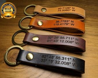 Custom Leather Keychain d79d9e06d834