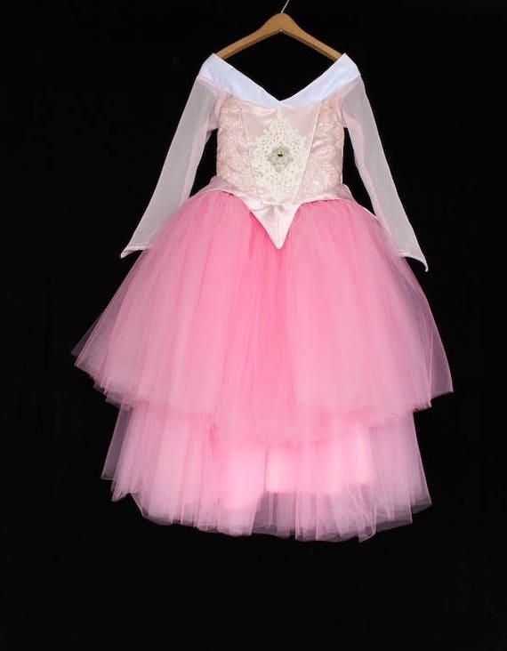 Aurora Sleeping Beauty Tutu Dress Couture Disney Princess | Etsy