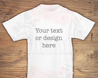 Kids custom t-shirt
