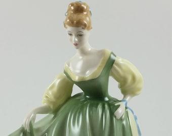 "Vintage Royal Doulton ""Fair Lady"" HN 2193 Made in 1962"