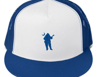 WSP Schools Palmetto Moon Embroidered Hat- Houser Hat- Widespread Hat - Panic  Hat - WSP Hat - Widespread Panic - www.IHeartTour.com 0ca22580be77