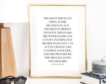 Quote Prints