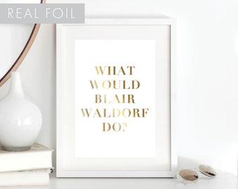 Beliebte Artikel Für Poster Blair Waldorf