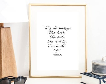 Messy Room Quotes Etsy