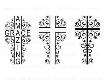 Christian Svg Faith Svg Svg Designs Printable File Cutting Etsy