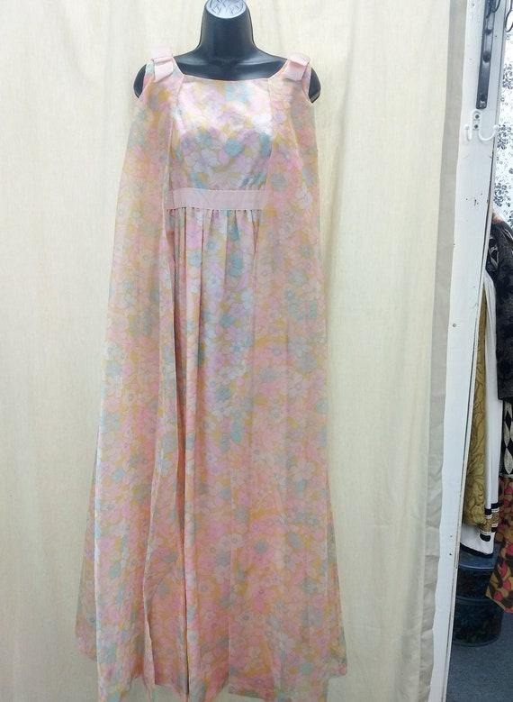 Vintage Bridesmaid Formal Dress