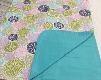 Baby Blanket, Reversible,