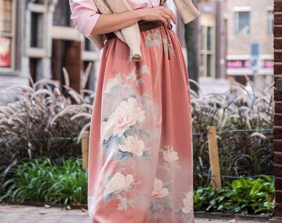 Japanese Kimono Skirt REI