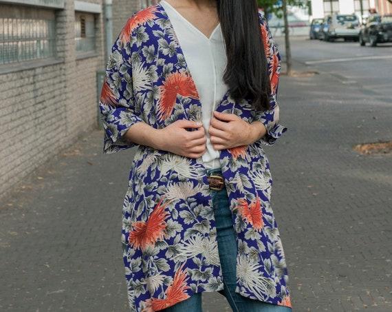 Japanese Kimono Jacket AYA