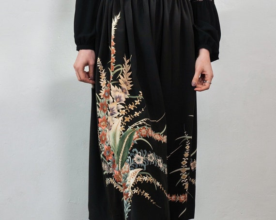 Japanese Kimono Skirt RYO