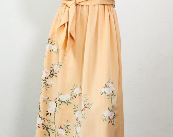 Japanese Kimono Skirt SHIORI