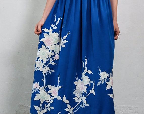 Japanese Kimono Skirt MEGUMI
