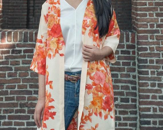 Japanese Kimono Jacket AKI