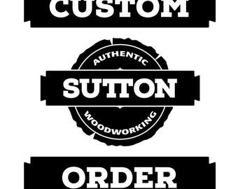 Custom Order - KJM - Wine Barrel Stave Magnetic Knife/Utensil/Spice/Tool Holder