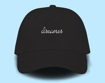 2439b59f Dreamer Dad Cap Emboidery Baseball Cap Unisex Size Hat Pinterest Instagram  Tumblr