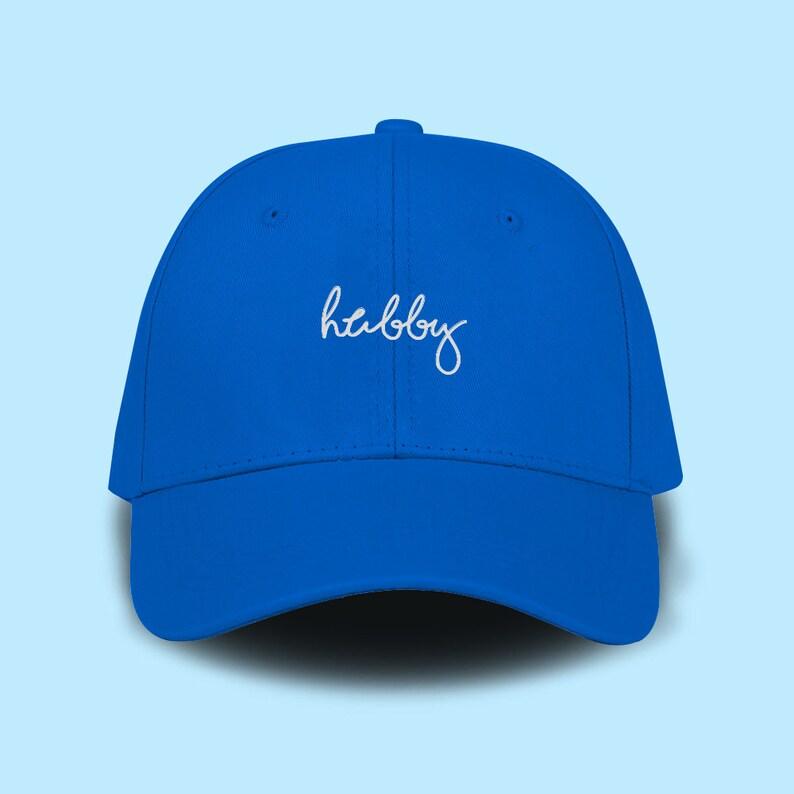 separation shoes 8231e c38c2 Hubby Dad Cap Emboidery Baseball Cap Unisex Size Hat Pinterest   Etsy