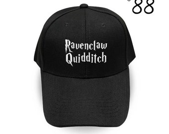 Ravenclaw Quidditch Baseball Cap Harry Potter Embroidery Hat Movie Cap Pinterest Instagram Tumblr