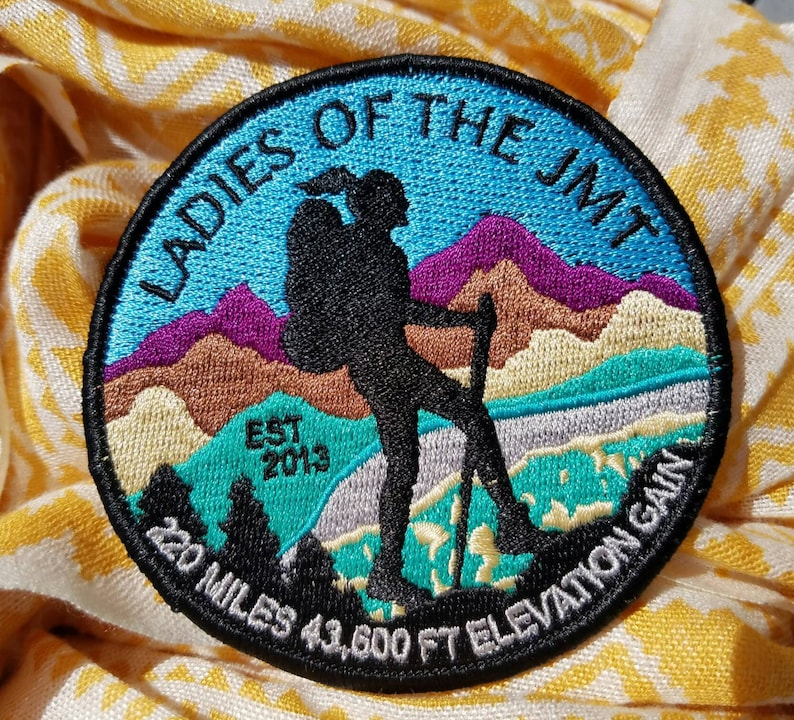 Ladies of the JMT Patch image 0