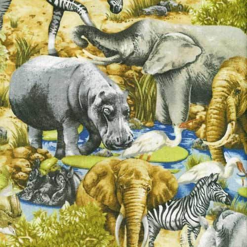 Paintbrush Studio Jungle Party Large Master Animals