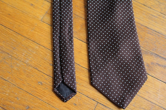 Austin Reed Dotted Tie Etsy
