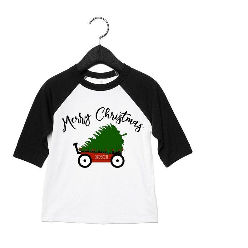 Holiday tee, Christmas shirt gift for kids
