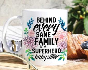 Babysitter gift etsy babysitter coffee mug babysitter gift gifts for babysitter i love my babysitter gift babysitters mug babysitter welcoming present negle Image collections