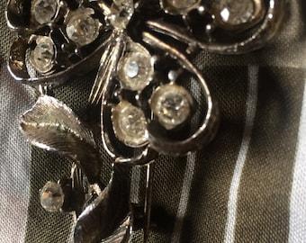 Vintage 1950's brooch
