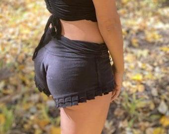 Girl big ass in boy shorts Short Shorts Etsy