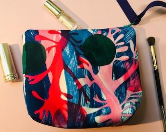 Pink Rockpool Neoprene Bag