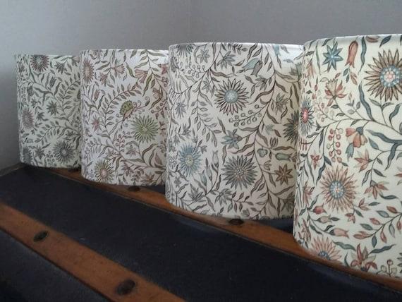 lampenschirm chintz lampenschirme lampenf e online. Black Bedroom Furniture Sets. Home Design Ideas