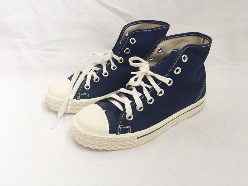 a0135f70e3a4 Little kids converse imitation high top sneaker boys size 13