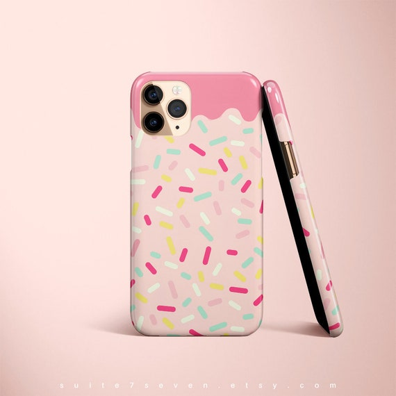 IPhone 12 Case iPhone 11 Case iPhone X Case Donut iPhone 8 | Etsy