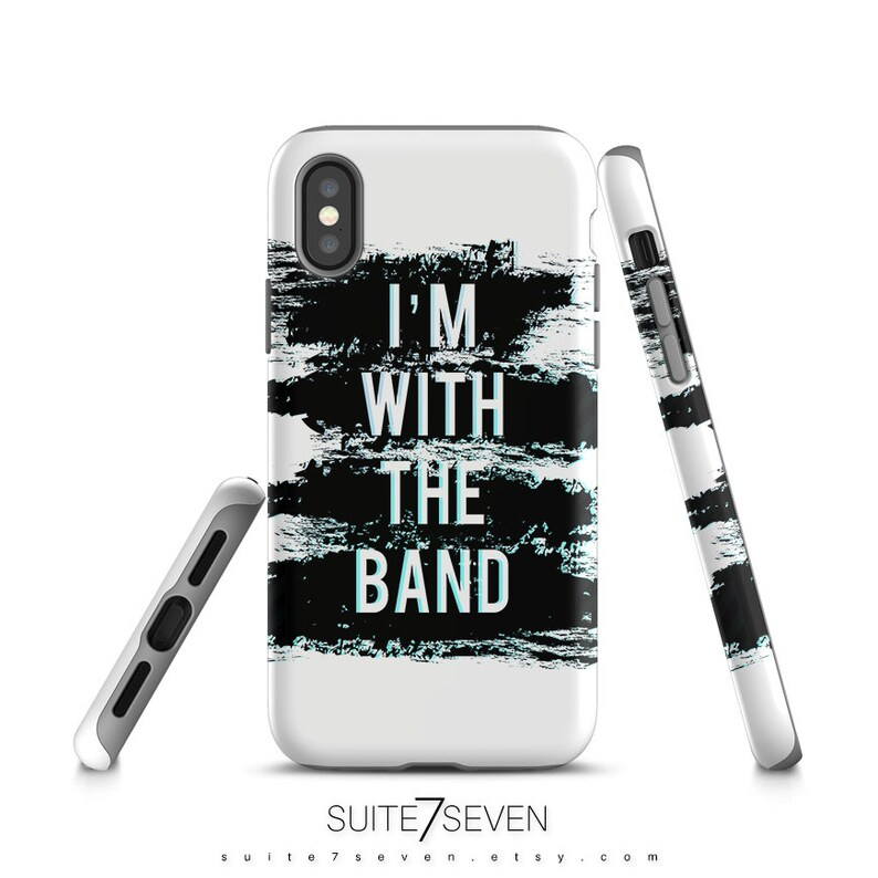 band iphone 7 case
