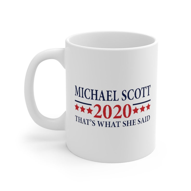 Micheals Fathers Day Ideas 2020 Michael Scott 2020 That's What She Said Funny TV Show   Etsy