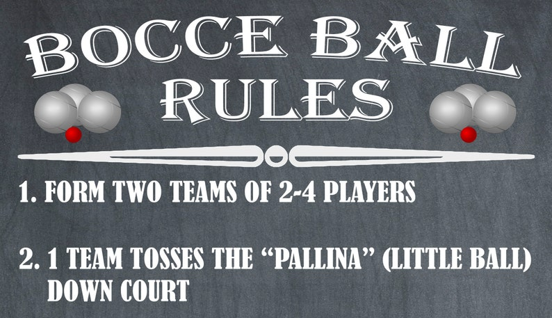 how to pronounce bocce ball