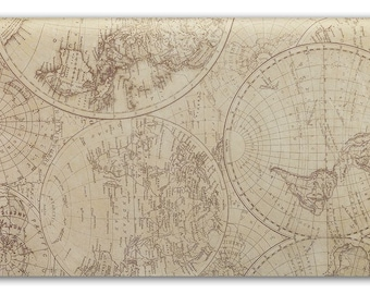 world map tissue paper tissue paper 10 large sheets gift wrap