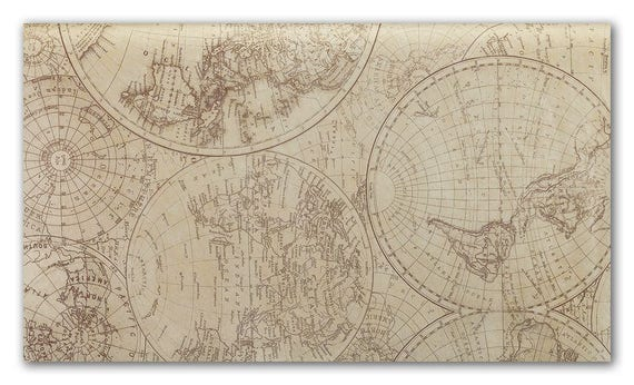 Large Paper World Map.World Map Tissue Paper Tissue Paper 10 Large Sheets Gift Etsy