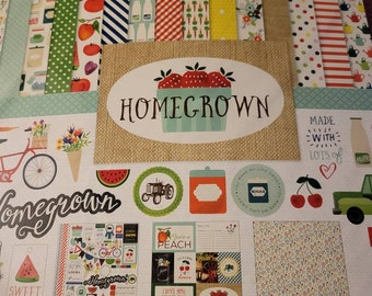Echo Park - Homegrown kit