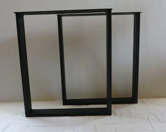 3x1 U Shape Table legs (set of 2)