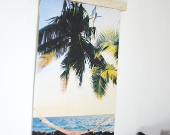 Digital Download Miniature Wall Art : Tropical Daydream Collection