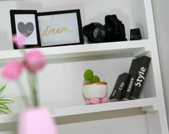 Digital Download Miniature Books : Lifestyle Collection