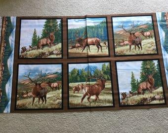 North American Wildlife by Elizabeth Studios