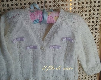 Cardigan/vest/jacket/knitted Wool Cardigan