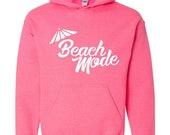 Beach Unisex Hoodie Hooded Sweatshirt