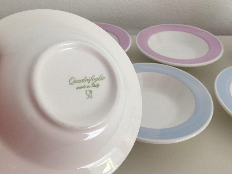 Quadrifoglio Italy Bowls-bowls-bowl set Giorgio scales set