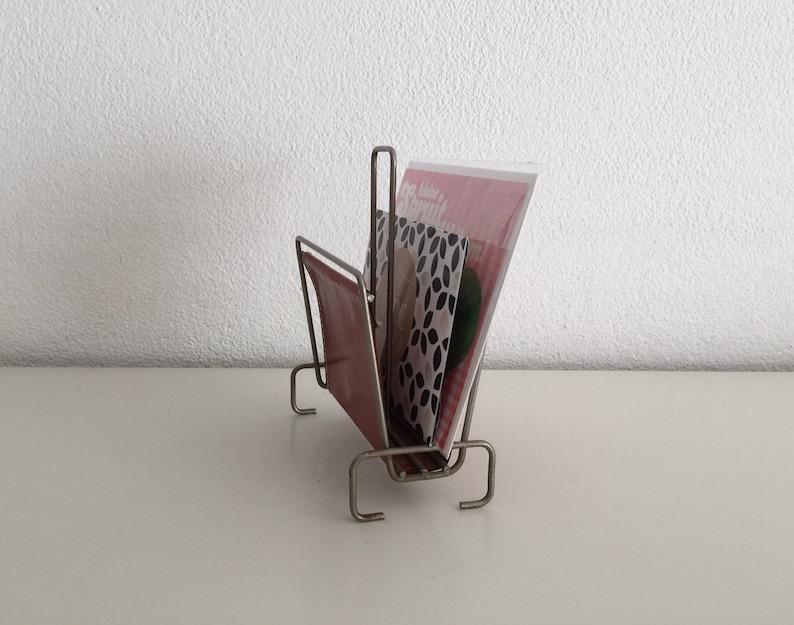 Egg Chair Bruin Leer.Vintage Letter Holder Retro Letters Standard Pilastro Vintage Etsy