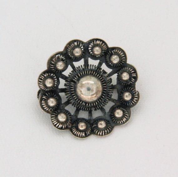 Antique brooch Zeeuwse knoop, Zeeuwse knop, Antiqu