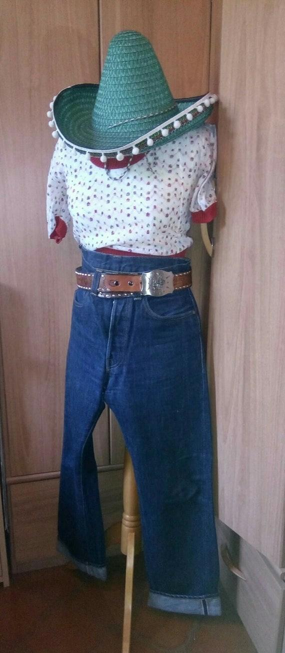 big E size 32 jeans